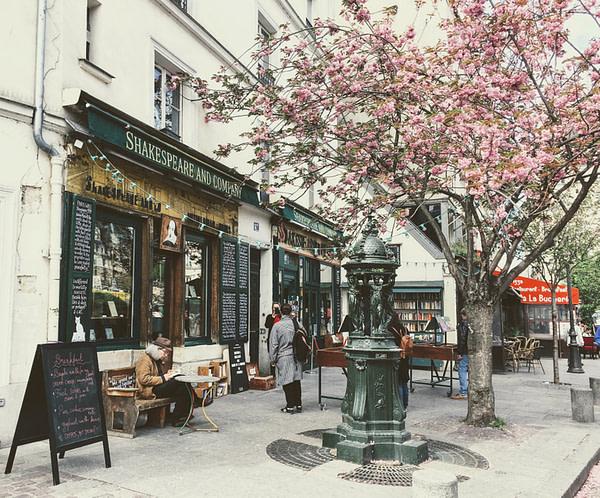 la librería más linda de París