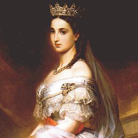 Carlota de México - Graefel