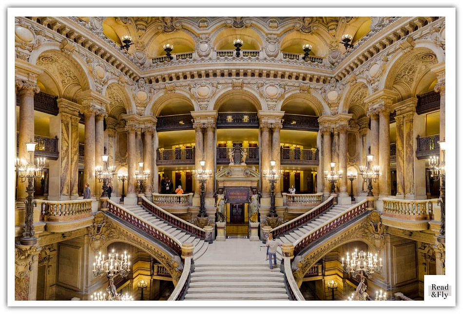 palacio garnier de parís