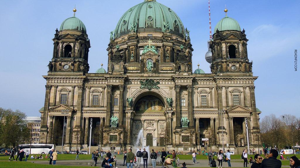 DOME - BERLIN - READNFLY.COM