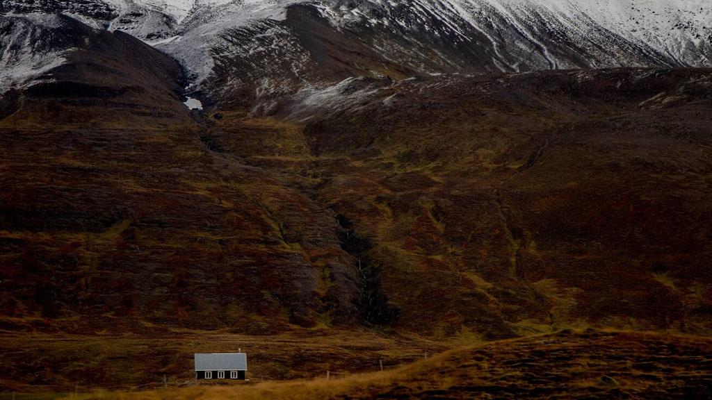 La mujer de verde - libros de islandia