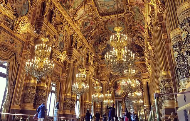 PARIS - OPERA GARNIER - READNFLY.COM