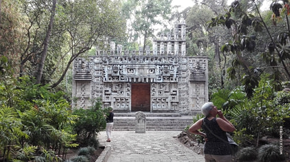 MUSEO NACIONAL DE ANTROPOLOGÍA - CIUDAD DE MÉXICO