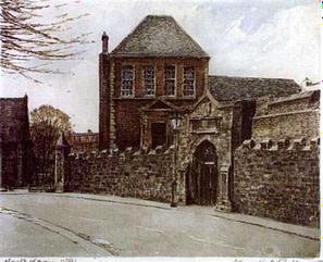 mejores bibliotecas de Dublin - The Marsh's