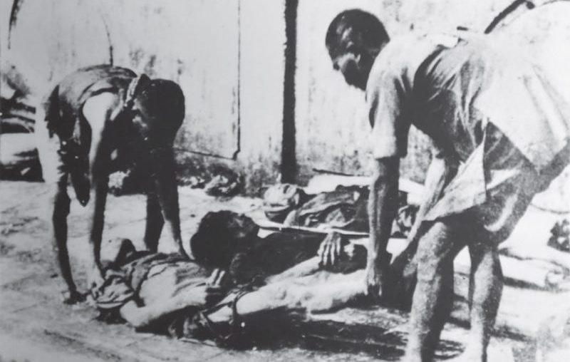 la hambruna vietnamita