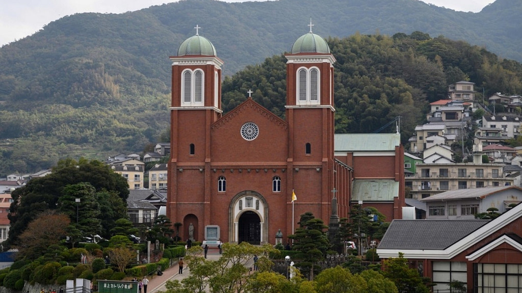 catolicismo en japon