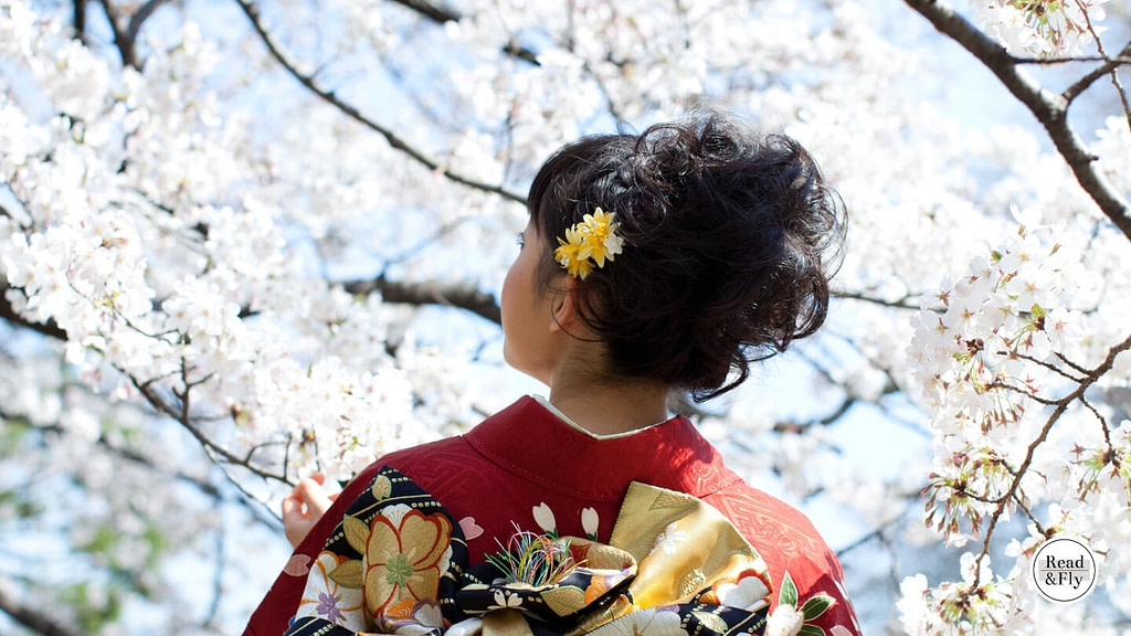 libros japón la primavera llegó en un carro